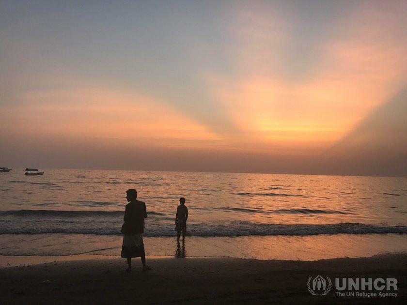 UNHCR saddened by reported drownings of Yemeni coast