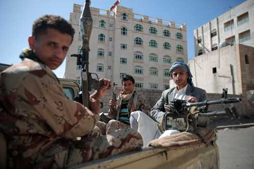 Collapse of state institutions leaves Yemeni journalists vulnerable
