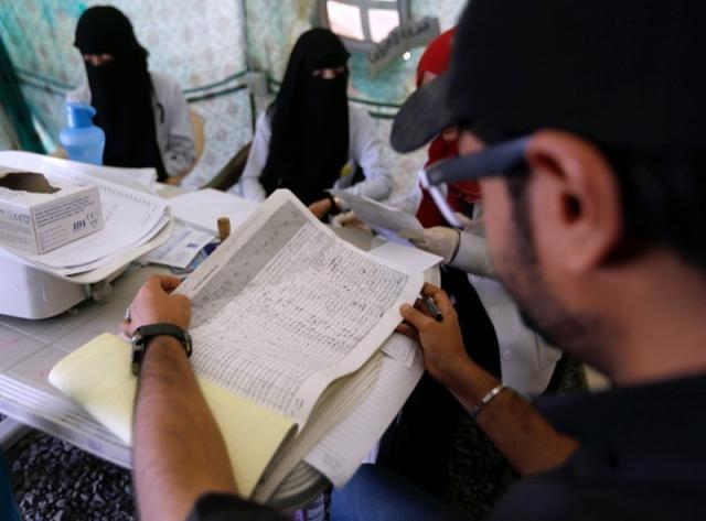 Suspected cholera cases in Yemen hit one million: ICRC