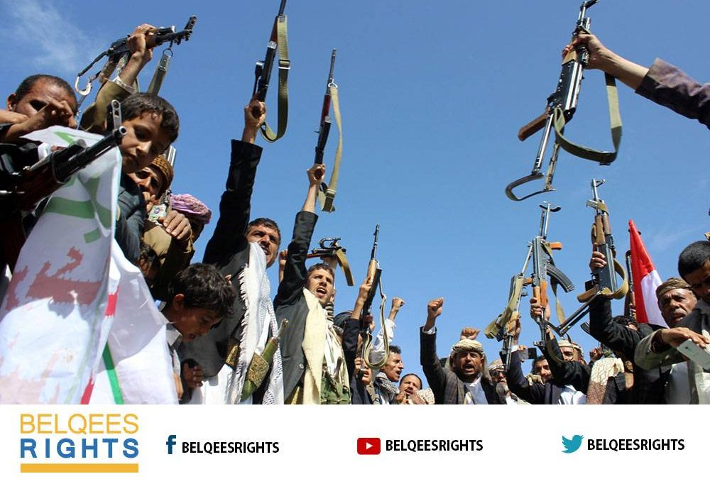 Local report documents more than 2000 violations cases in Taiz by Houthi militia