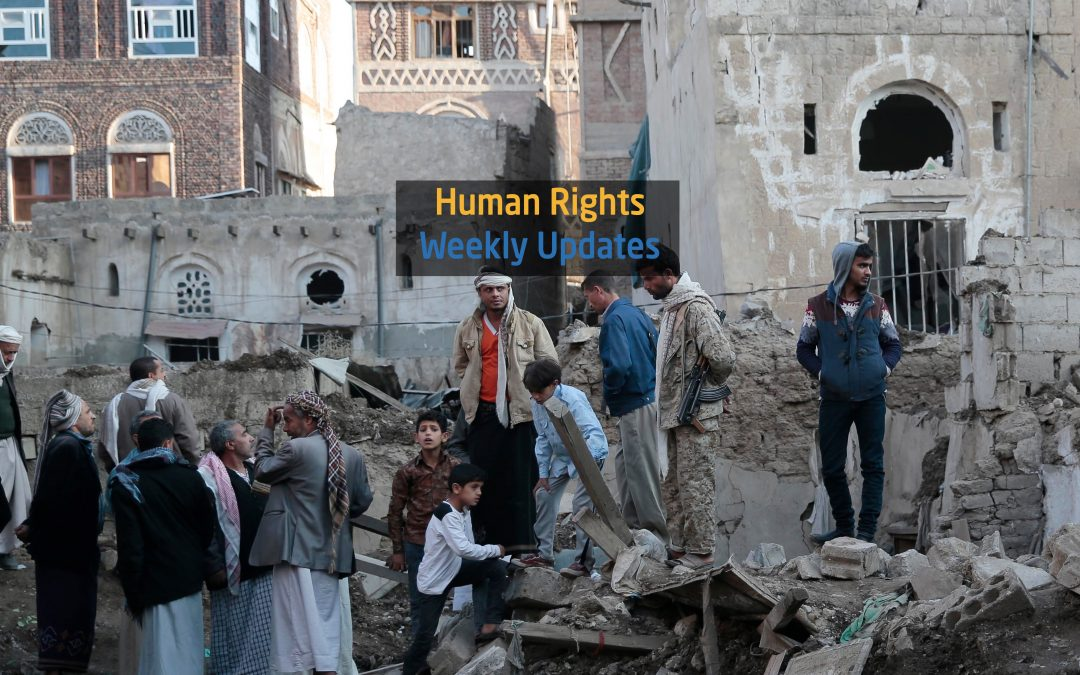 Human Rights Update from (27 November to 3 December 2018)