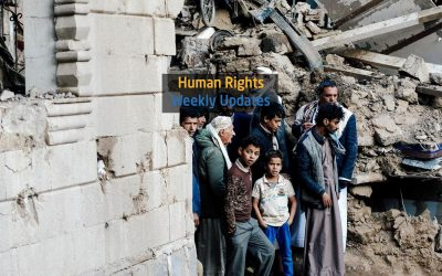 Human Rights Update from ( 12 December to 17 December 2018)