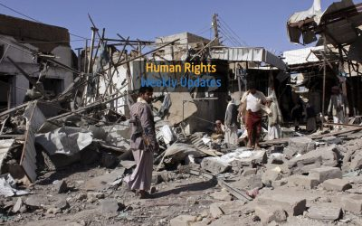 Human Rights Update from (25 December to 31 December 2018)