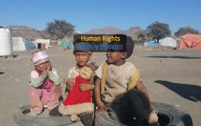 Human Rights Update from (29 January to 4 February 2019)
