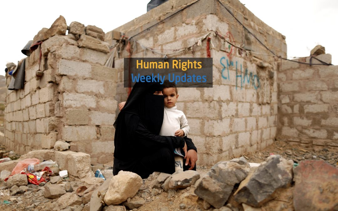 Human Rights Update from (19 March to 25 March 2019)