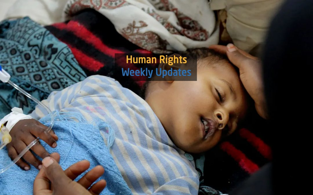 Human Rights Update from (23 April to 29 April 2019)