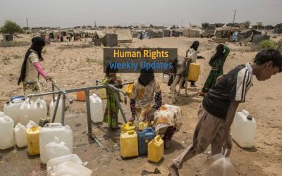 Human Rights Update from (14 May to 20 May, 2019)