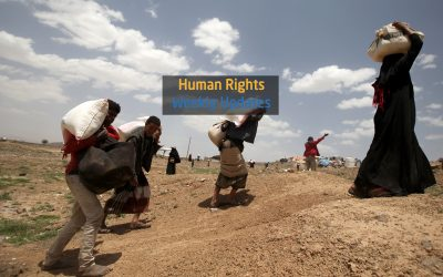 Human Rights Update from (7 May to 13 May, 2019)