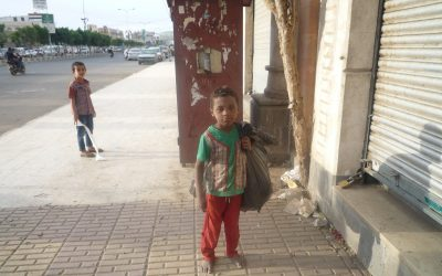Number of child laborers on the increase in Yemen