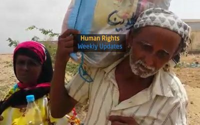 Human Rights Update from (4 June to 10 June, 2019)