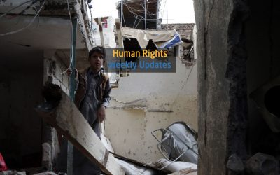 Human Rights Update from (21 May to 27 May, 2019)