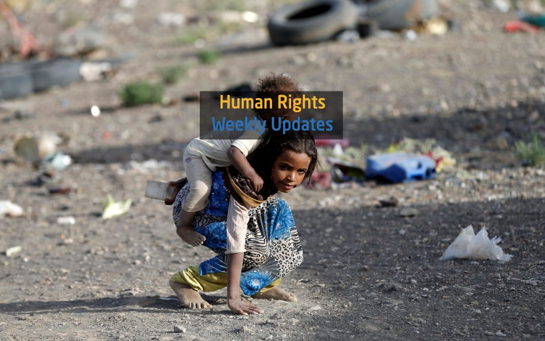 Human Rights Updates from ( 18 June to 24 June, 2019)
