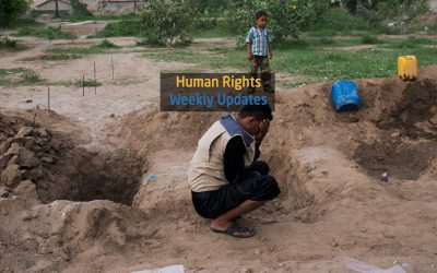 Human Rights Update from ( 13 August to 19 August, 2019)