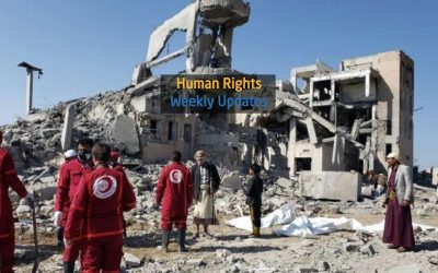 Human Rights Update from (27 August to 2 September, 2019)