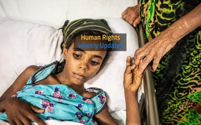 Human Rights Update from (29 October to 4 November, 2019)