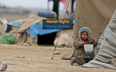 Human Rights Update from (11 February to 17 February, 2020)
