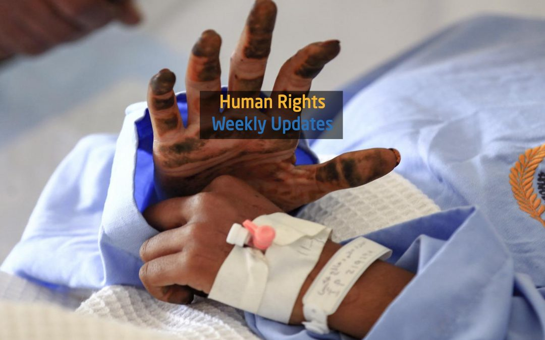 Human Rights Update from (28 January to 3 February, 2020)