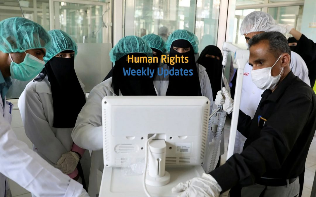 Human Rights Update from (7 April to 13 April,2020)