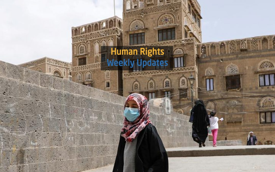 Human Rights Update from (5 May to 11 May,2020)