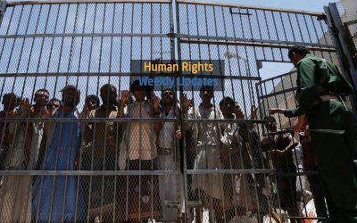 Human Rights Update from ( 17 June to 23 June,2020)
