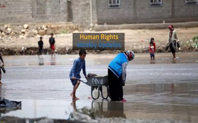 Human Rights Update from ( 29 July to 4 August, 2020)