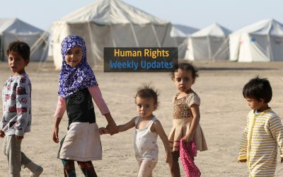 Human Rights Update from (16 September to 22 September, 2020)