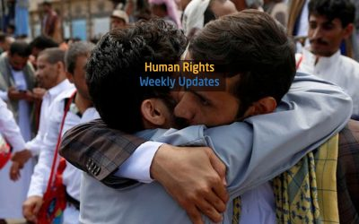 Human Rights Update from (14 October to 20 October, 2020)