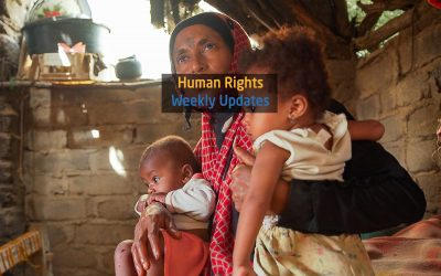 Human Rights Update from (18 November to 24 November, 2020)