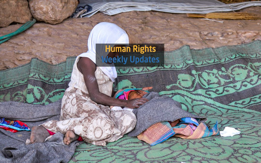 Human Rights Update from (2 December to 8 December, 2020)