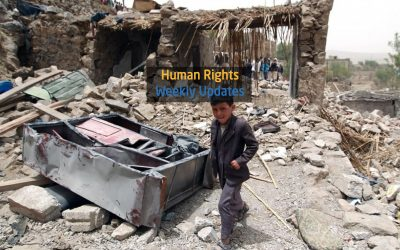 Human Rights Update from (9 December to 15 December, 2020)