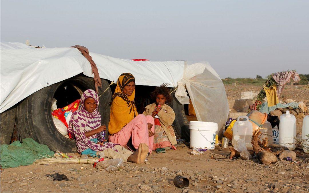 At-Tuhayata civilians in Hodeida are under siege…no water and no food