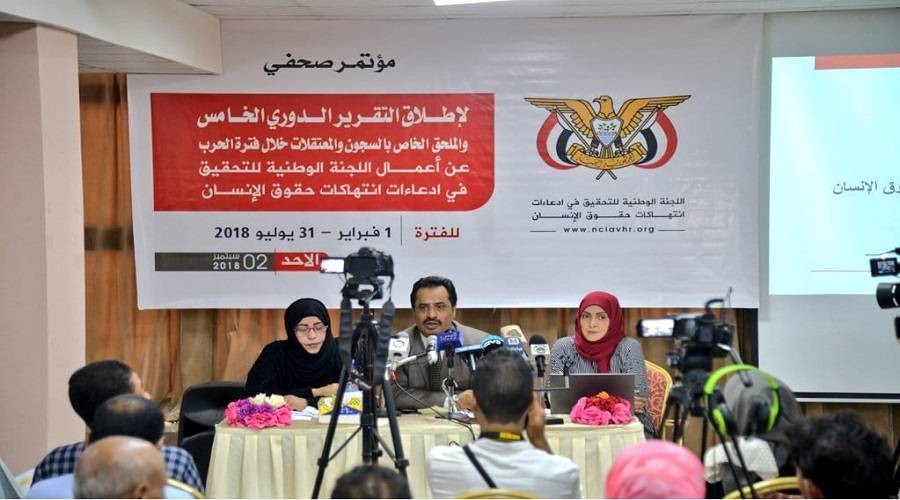 The National Commission to Investigate Alleged Violations to Human Rights documented 4,368 cases of alleged violations since the beginning of 2018