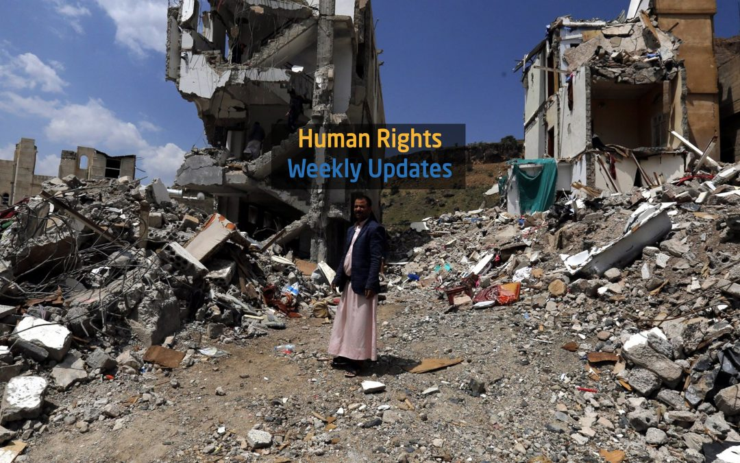 Human Rights Update from (18 December to 24 December 2018)