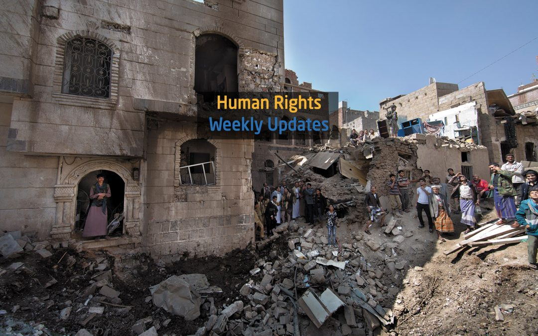 Human Rights Update from (19 February to 25 February 2019)
