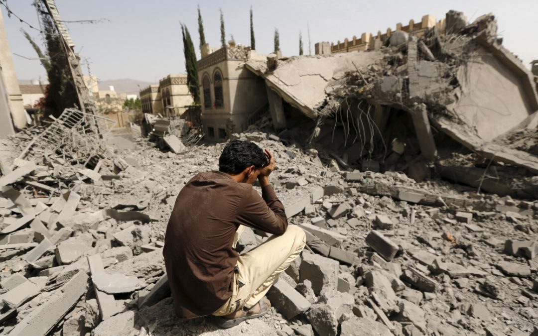 Sana'a is in Foreground… 136 People are Missing, Including 12 Children and 5 Women in Areas Controlled by Houthi Group