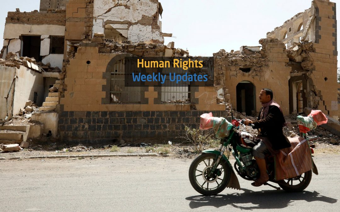 Human Rights Update from (24 March to 30 March,2020)