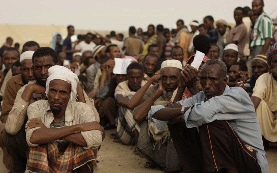 African Migrants Attacked by Houthi Group and Led to Unknown Destination