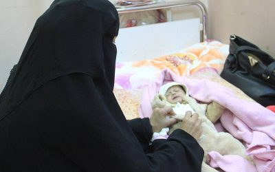 A midwife sacrificed her life to save a pregnant women amid the fear of COVID-19 in Aden