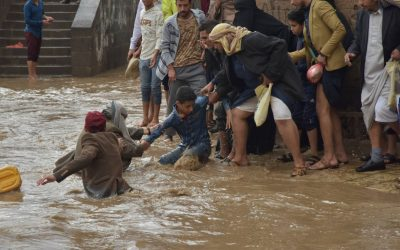 Flooding catastrophe: 16 people died in three governorates, houses collapsed and camps swept away