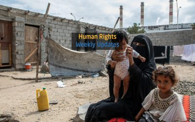 Human Rights Update from (30 September to 6 October, 2020)