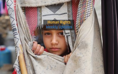 Human Rights Update from (7 October to 13 October, 2020)