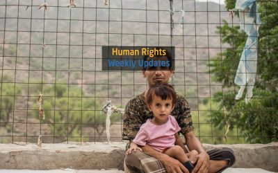 Human Rights Update from (25 November to 1 December, 2020)